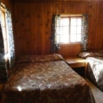 Cabin 6 beds