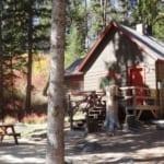 Cabin 6 exterior