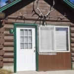 Cabin 7 front