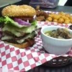 Captain Kirk Burger