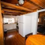Cabin 10 kitchen